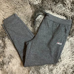 Fila | Men's Sweatpants | Dark Grey